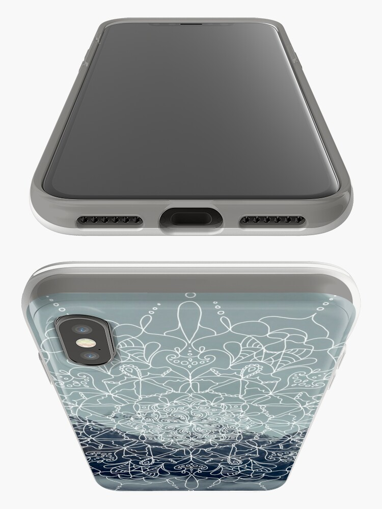 Alternative Ansicht von Berg Mandala iPhone-Hüllen & Cover