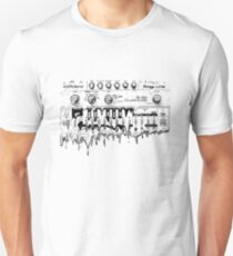 Roland TB-303 Synthesizer Unisex T-Shirt