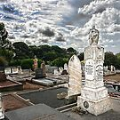 The Graveyard. by Mick Smith