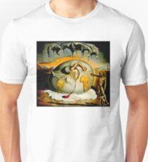 ENFANTE GEOPOLITIQUE OBSERVANTE : Salvador Dali Painting Print Unisex T-Shirt