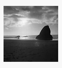 Sea Stack Photographic Print