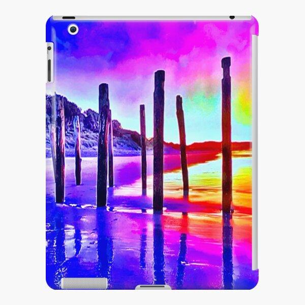 Blue_poles.jpg iPad Snap Case