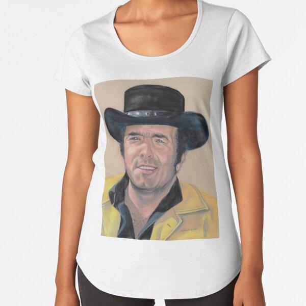 Adam Cartwright  --  Pastel Premium Scoop T-Shirt