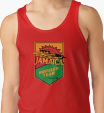 Jamaican Bobsled Team Coole Runnings Tanktop für Männer