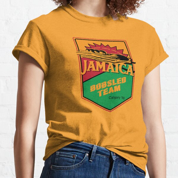 Jamaican Bobsled Team Coole Rennen Classic T-Shirt