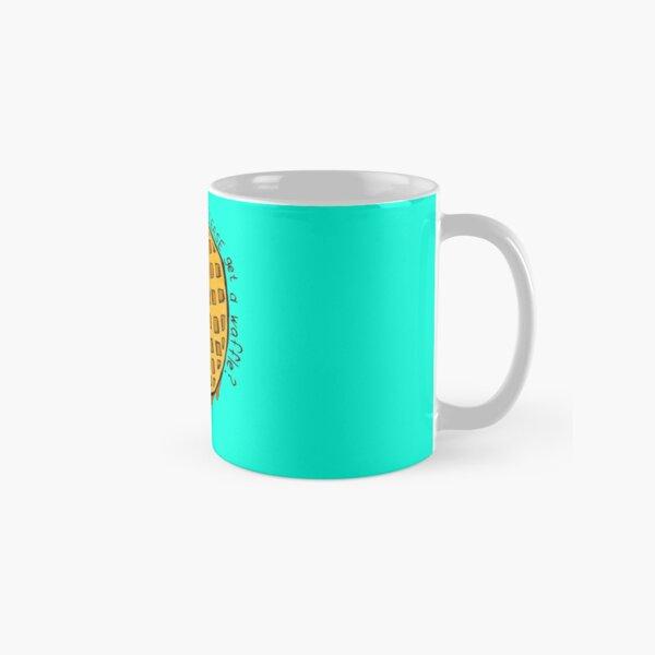 can i PLEASE get a waffle Classic Mug