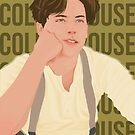 Cole Sprouse Fan Art by aartmoore