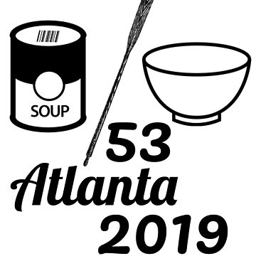 Soup Oar Bowl 53 Atlanta 2019 by StudioDesigns