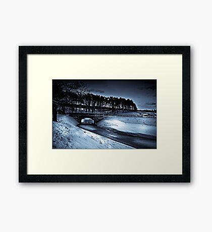 The Bridge III Framed Print