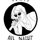 party all night by sarabea