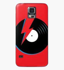 Funda/vinilo para Samsung Galaxy Ziggy Stardust Record