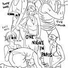 one night in paris by sarabea