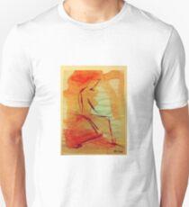 Sitting Man T-Shirt