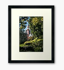 Fairytale Castle Framed Print