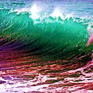 Colorful Wave by Tommy Seibold