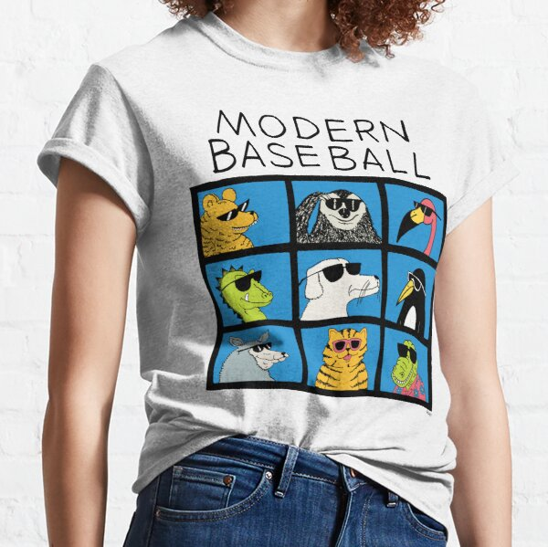 Modern Baseball - Animal Bunch Classic T-Shirt