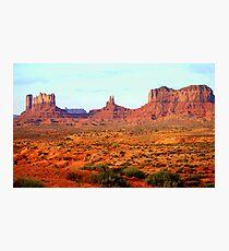 Monument Valley Photographic Print