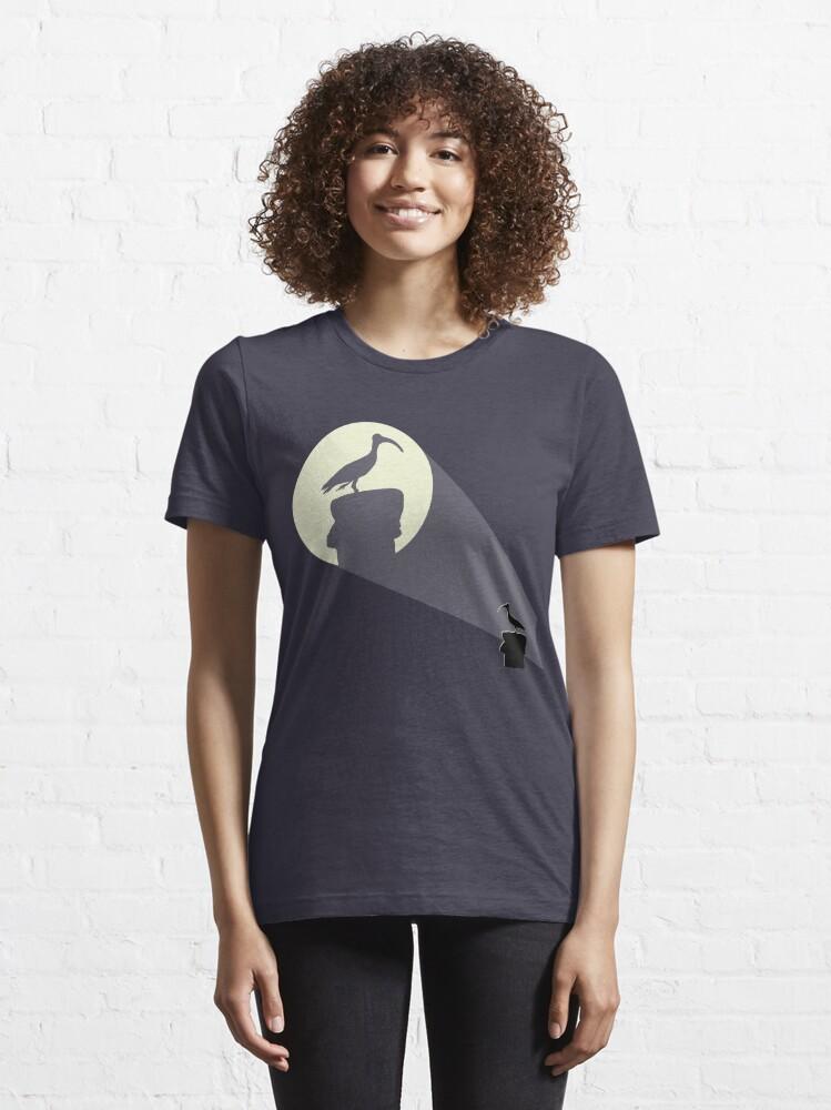 Alternate view of Bat Chicken Essential T-Shirt