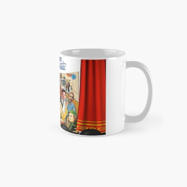 Secret Policeman's Charity Ball Classic Mug