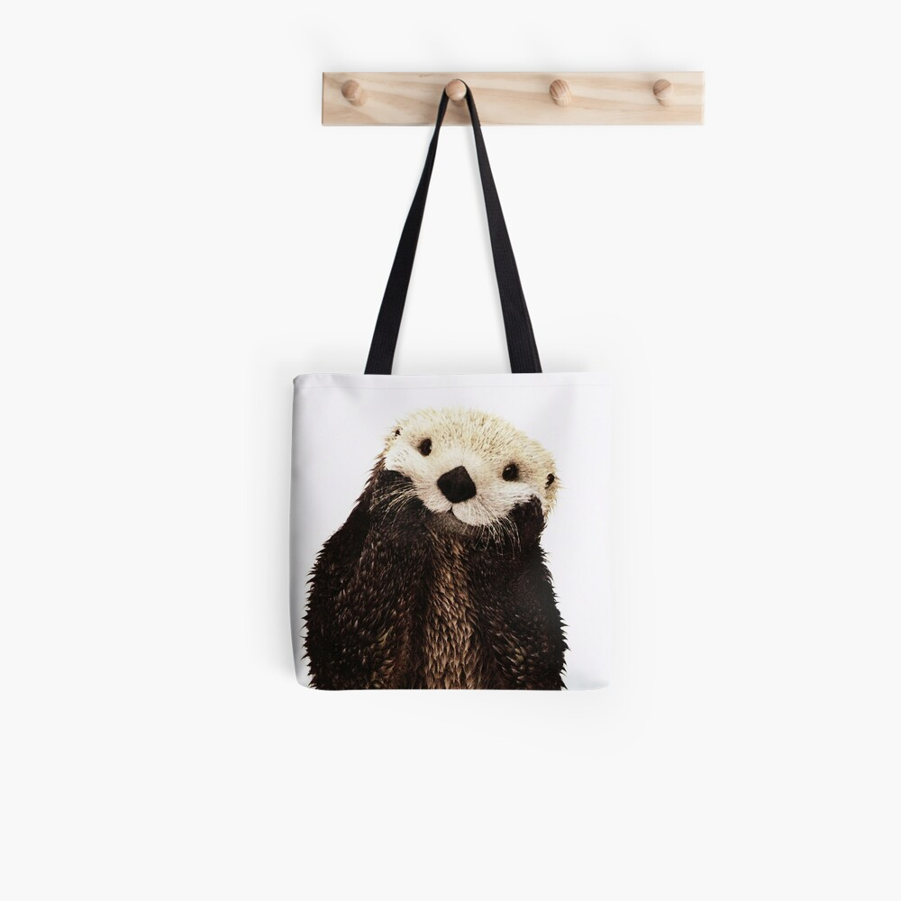 Otters Gonna Ott Tote Bag