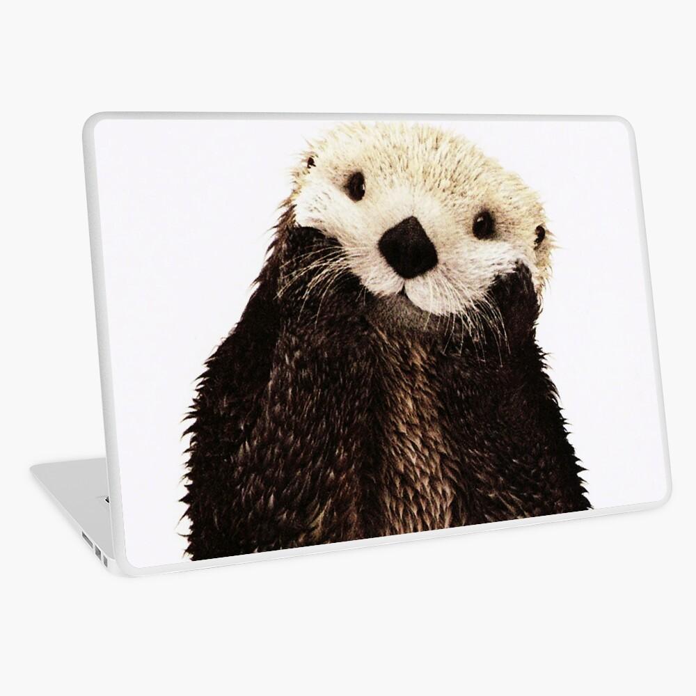 Otters Gonna Ott Laptop Skin