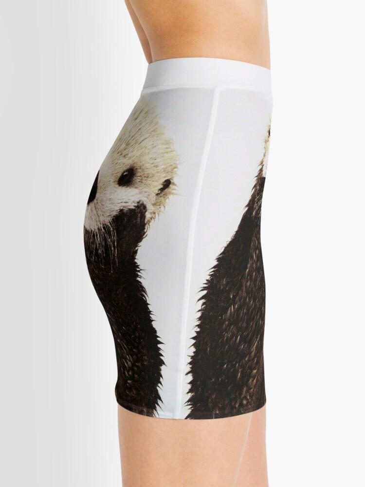 Alternate view of Otters Gonna Ott Mini Skirt