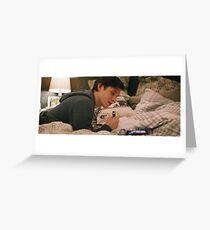 Love, Simon Greeting Card