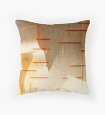 Intersecting... Throw Pillow