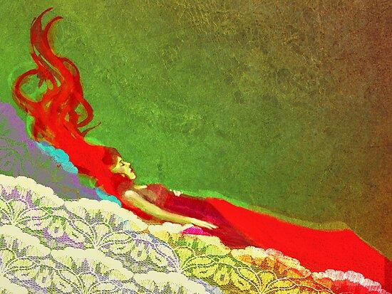 Sleeping Beauty by Megan Glosser