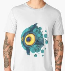 Subnautica Fish Art Men's Premium T-Shirt