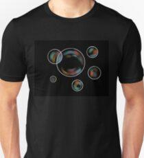 Bubble Refractions Unisex T-Shirt