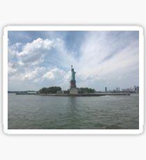 The Statue of Liberty Sticker