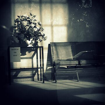The Waiting Room by fuzzi