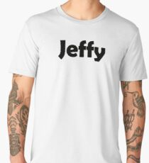 Hello Jef Men's Premium T-Shirt