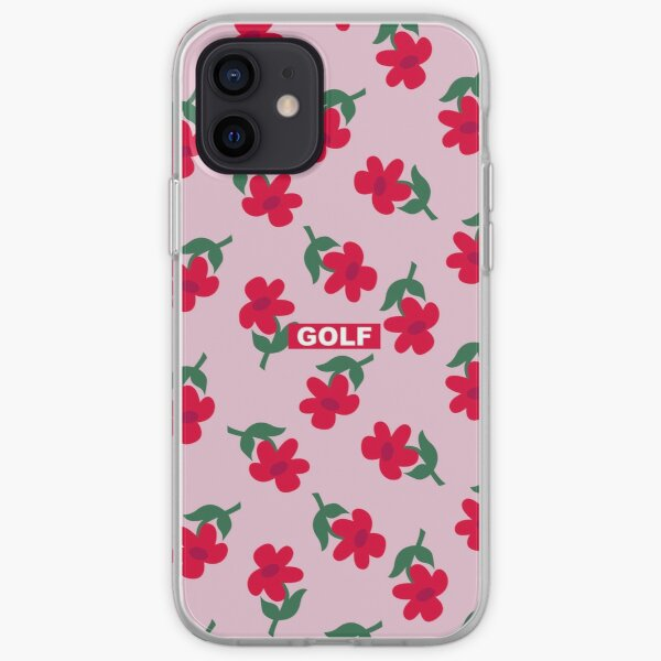 Flowers GOLF | Tyler The Creator iPhone Soft Case