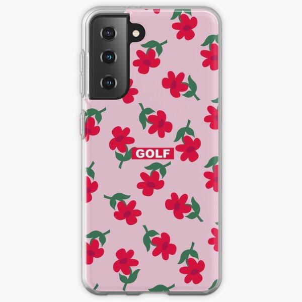 Flowers GOLF | Tyler The Creator Samsung Galaxy Soft Case
