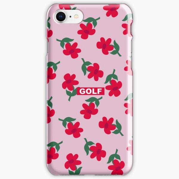 Flowers GOLF | Tyler The Creator iPhone Snap Case