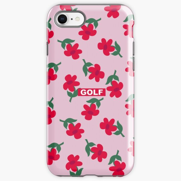 Flowers GOLF | Tyler The Creator iPhone Tough Case