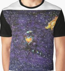 the heart of infinity Graphic T-Shirt