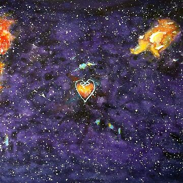 the heart of infinity by PatEll