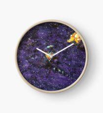 the heart of infinity Clock