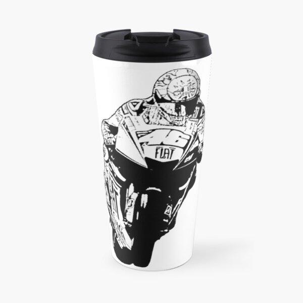 Valentino Rossi - comics Travel Mug