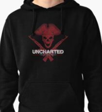 Uncharted - The Lost Legacy Pullover Hoodie