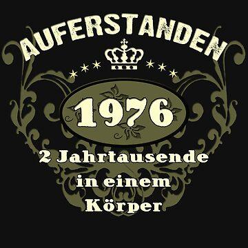 1976 / Birthday / Legend by lemmy666