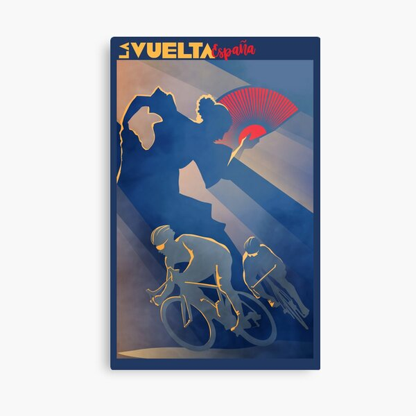 La Vuelta Espana Lienzo