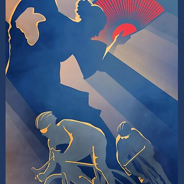 La Vuelta Espana by SFDesignstudio