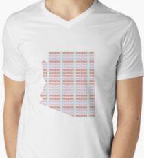 phx Men's V-Neck T-Shirt