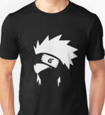 Kakashi Naruto Anime Unisex T-Shirt