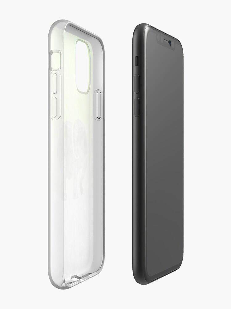 Coque iPhone «Sans titre», par warddt
