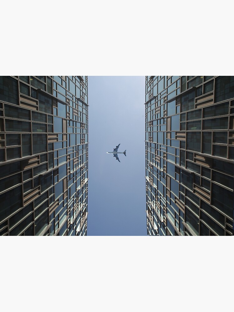 Through the skies  by richwest